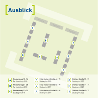 Ausblick »Quartier Freidensweg«